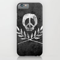 Peace is Death iPhone 6 Slim Case