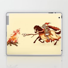 Marshmallow Joust Laptop & iPad Skin