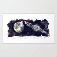 Dreaming of Tomorrow Art Print
