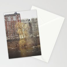 Central Park North Stationery Cards