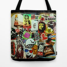 Stickerz  Tote Bag
