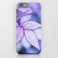 iPhone & iPod Case featuring Lilac Rim by Sandra Arduini