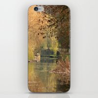 Tranquil days iPhone & iPod Skin