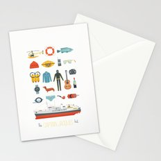 The Captain Jacques Kit Stationery Cards