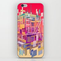 Building Clouds iPhone & iPod Skin