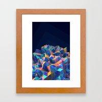 Gemplex Framed Art Print