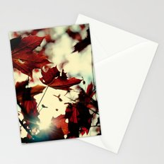 Autumn Leafs Stationery Cards