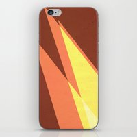 Vintage Space Poster Ser… iPhone & iPod Skin