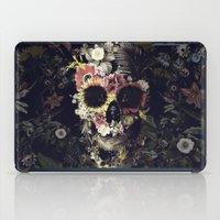 Garden Skull iPad Case