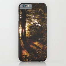My feet took me here iPhone 6 Slim Case