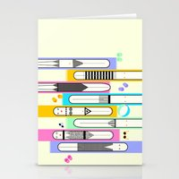 swim suits  Stationery Cards