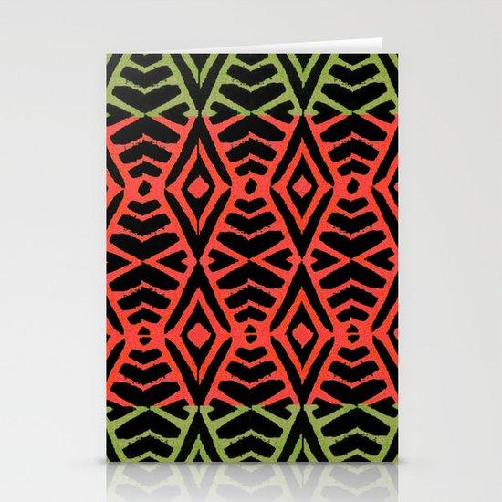 tribal Stationery Card