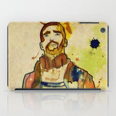Portraits, Mario iPad Case
