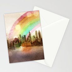 NYC Sky Stationery Cards
