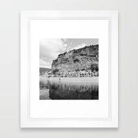 Dordogne Framed Art Print