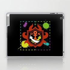 Splatoon - Game of Zones Laptop & iPad Skin