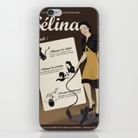 Sélina (version França… iPhone & iPod Skin