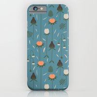 iPhone & iPod Case featuring Into The Wild by Elizabeth Olwen
