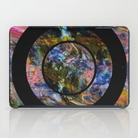 Space Marble iPad Case