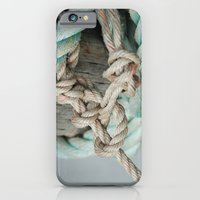 TIED TO THE MOORING #1 iPhone 6 Slim Case