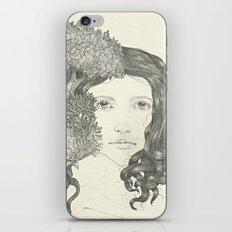 Graphite Trees iPhone & iPod Skin