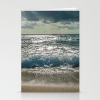 Just me and the Sea Stationery Cards