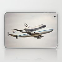 Space Shuttle Discovery Laptop & iPad Skin