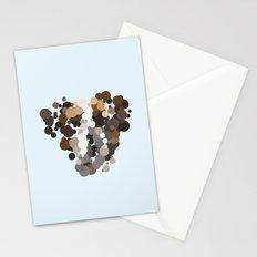 Boxer dog Stationery Cards