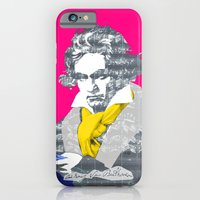 Ludwig Van Beethoven 6 iPhone 6 Slim Case