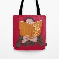 Studying (Gender Swap) Tote Bag