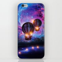 Space Trip. iPhone & iPod Skin