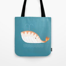 Legal Whale-Sushi Tote Bag