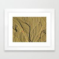 My Beach Framed Art Print