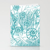 Back To The Water / Orig… Stationery Cards