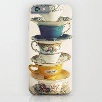 Teacups iPhone 6 Slim Case