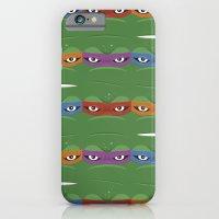 Teenage Mutant Ninja Tur… iPhone 6 Slim Case
