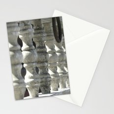 Knob and Loop Stationery Cards