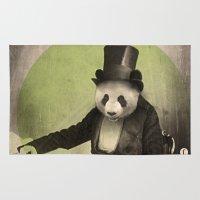 Proper Panda Rug