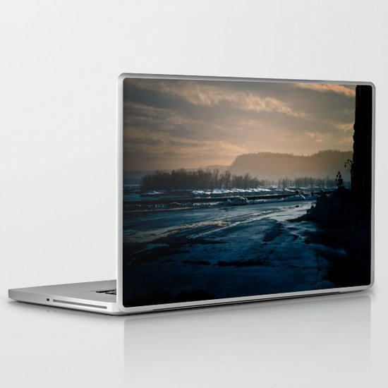 winterscape Laptop & iPad Skin