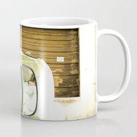 Mrs Olive Green Mug
