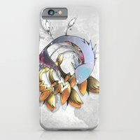 iPhone & iPod Case featuring Piscis Orbis by Ghostsontoast