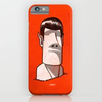 iPhone & iPod Case featuring Spock / Rock by Gimetzco's Damaged Goods