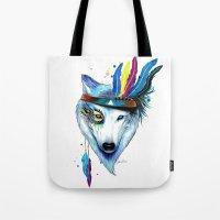 -Wild Soul- Tote Bag