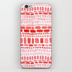 Blocks iPhone & iPod Skin