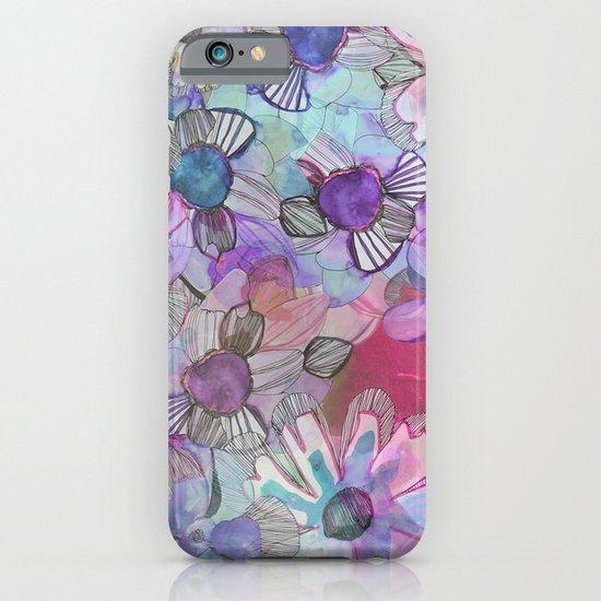 Flower Garden iPhone & iPod Case