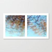 Autumn Impressions #3 - … Canvas Print