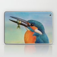 Common Kingfisher Laptop & iPad Skin