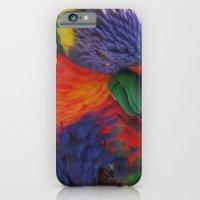 Colorful Bird iPhone 6 Slim Case