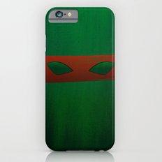 TMNT Raph Slim Case iPhone 6s