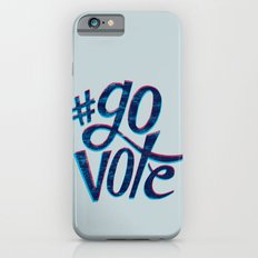 #GoVote Slim Case iPhone 6s